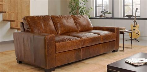 colored leather sofa colored leather sofas leather sofa by illums bolighus