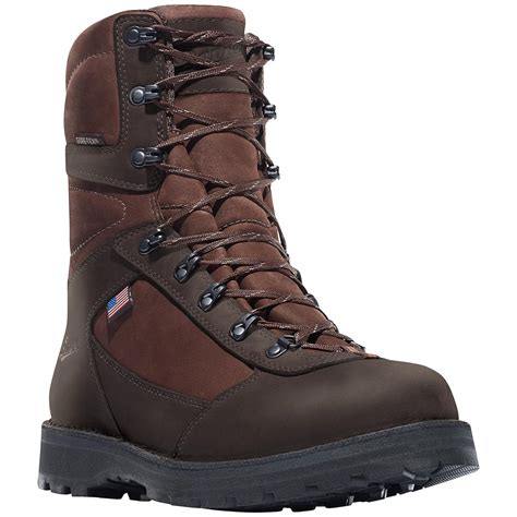 mens danner boots s danner 174 8 quot east ridge all leather waterproof
