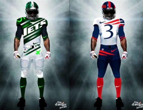 best football jersey design ever nfl jersey redesigned by mr design junkie video
