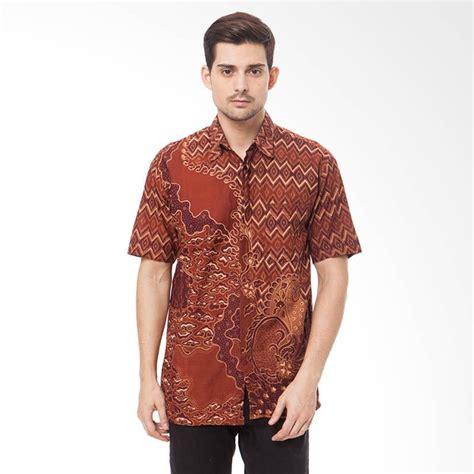 Batik Ps jual batik trusmi ps prm kemeja pria coklat
