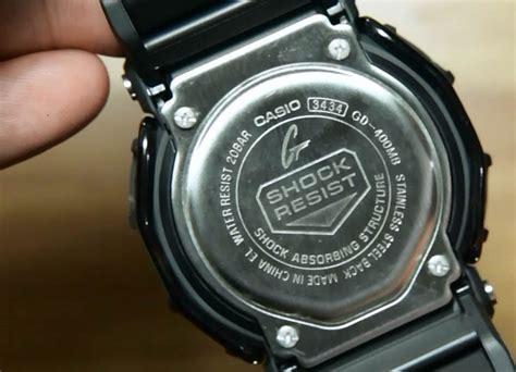 Jam Tangan G Shock Gd 400mb 1 casio g shock gd 400mb 1 indowatch co id