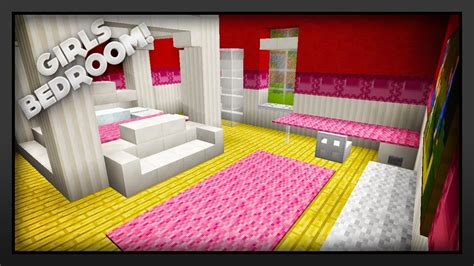 how to build a bedroom minecraft how to make a girls bedroom youtube