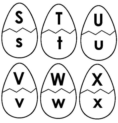 printable alphabet egg hunt acp activity printables