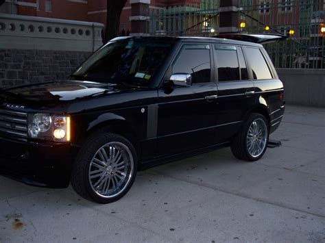 Range Rover 2004 by Leachg2 2004 Land Rover Range Roverhse Sport Utility 4d