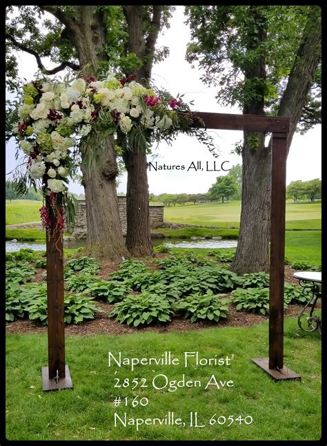 Wedding Arbor Rustic by Wedding Arch Wedding Arbor Rustic Wedding Arch Complete Kit