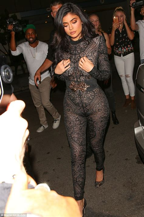 Bodysuit Jumper Early Days 7 In 1 Size 12 18 Bulan Jenner Wear See Through Lace Jumpsuit At Pre