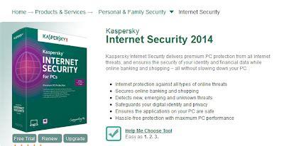 Lisensi Kaspersky Security kaspersky security kis 2014 serial key lisensi free
