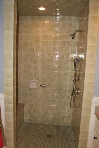 Zero Entry Shower by 17 Best Images About Bathroom Ideas On The