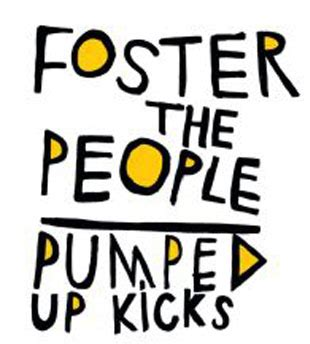 imagenes de pumped up kicks file foster the people pumped up kicks logo png