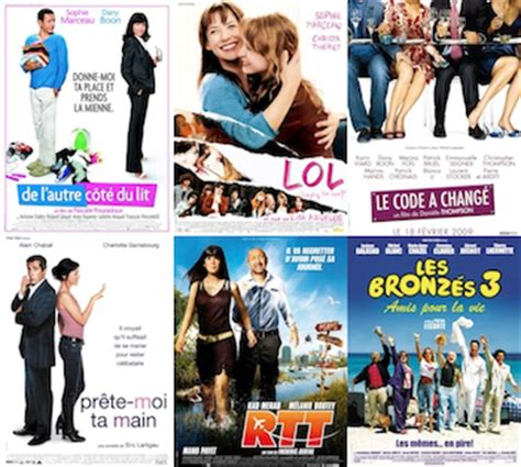 film comedy en france what were the top shows in france in 2011