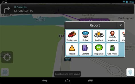 traffic app android waze social gps maps traffic android apps on play
