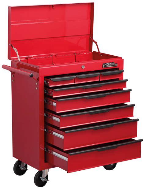 Heavy Duty Drawers Storage by Hilka Heavy Duty 8 Drawer Trolley With Lid Storage