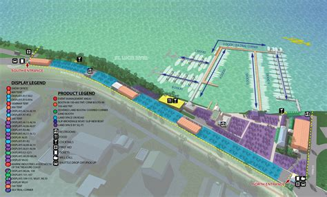 boat show 2017 map exhibitor information for the 2018 show stuart boat show