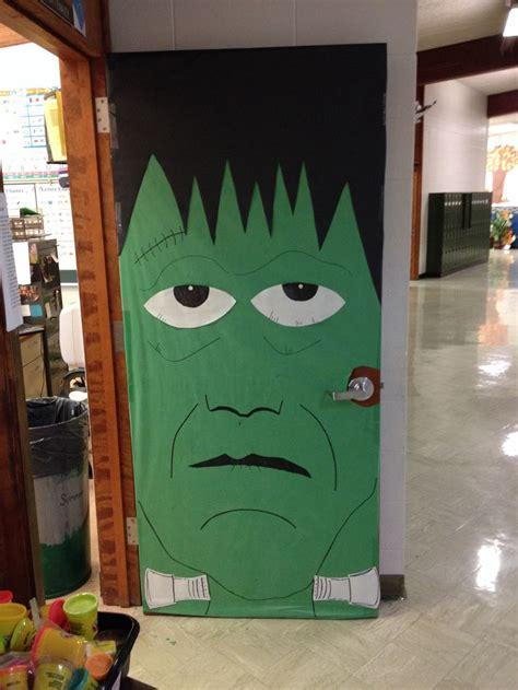 Frankenstein Door by Frankenstein Door For Grade Classroom