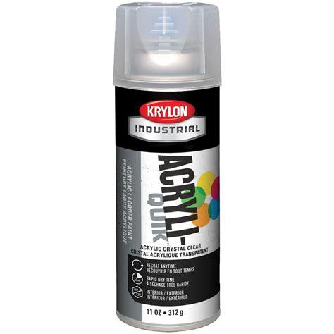 acrylic lacquer paint krylon k01301 acryli quik acrylic lacquer paint