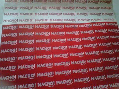 Stiker Polda Kalimantan Timur sticker vynil 187 archive 187 pusat cetak sablon merchandise