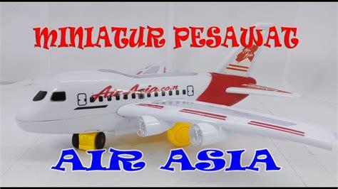 Mainan Pesawat Apollo Set Mainan Pesawat Terbang Pesawat Rakitan Set mainan miniatur pesawat terbang air asia toys miniature aircraft air asia