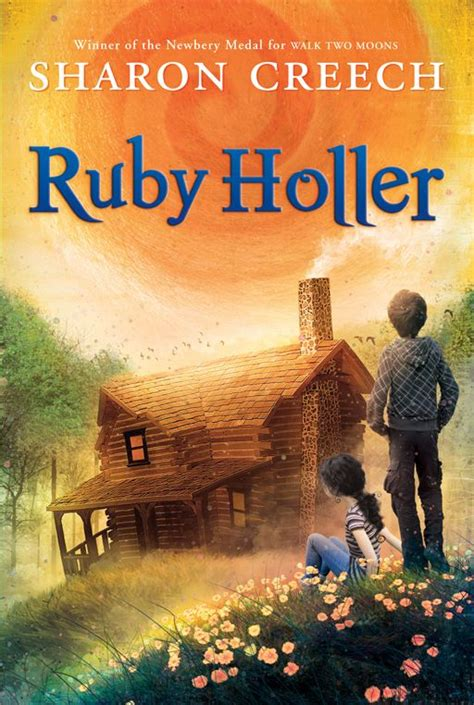 in the holler books words we say ruby holler