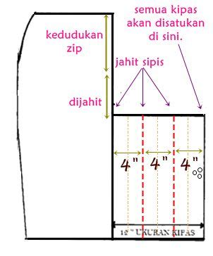 tutorial cara jahit kain lipat batik 61 best images about pola baju kurung moden on pinterest