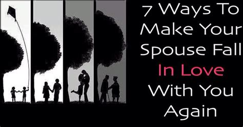 7 Ways To Make Your Partner Listen by 7 Ways To Make Your Spouse Fall In With You Again