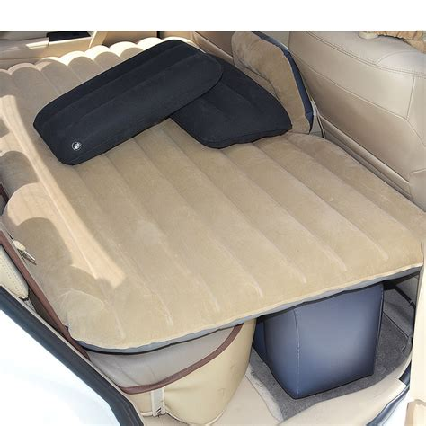 car back seat cover car air mattress outdoor travel bed mattress air bed high quality