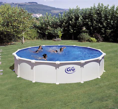 piscine tubulaire pas cher 859 piscine hors sol m 233 tal acier une piscine solide