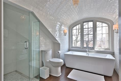 ensuite master bath 1922 arts and crafts reno lists at 5 6m 49 weybourne