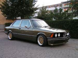 E21 Bmw Bmw E21 With Bbs Mahle Wheels Bimmer E21