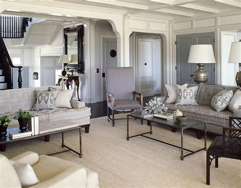 Beige Grey Living Room by Gray And Beige Living Room For The Home