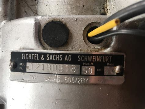 Sachs Motor 505 2by by Sachs 505 2by 50ccm Selten Hercules Forum