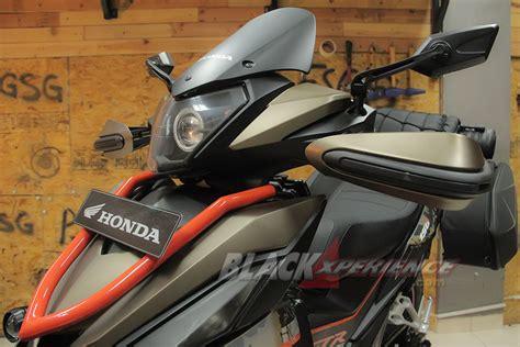 Cover Legsil Kontak Honda Supra Gtr 150 Merah Original modifikasi honda all new supra gtr150 enduro small bike blackxperience