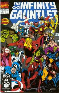 The Infinity Gauntlet Comic Value Spiderfan Org Comics Infinity Gauntlet