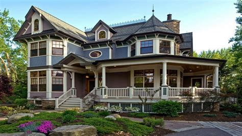 new victorian style homes victorian style home exterior new american style homes