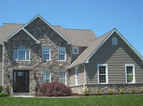 stone house siding thin stone siding natural stone veneer project photos