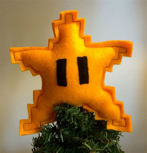 mario tree topper mario tree topper by marcelineretrogaming