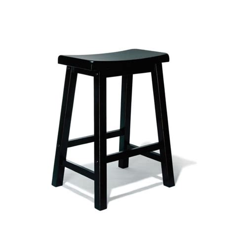 Powell Furniture Bar Stools by Powell Furniture 24 Quot Counter Stool In Antique Black 502 430
