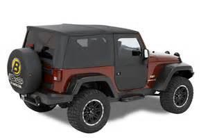 Jeep Jk Soft Doors Bestop 2 Doors For Wrangler Jk