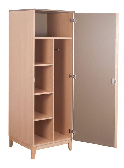 armoire 1 porte avec chevet int 233 gr 233 alena mobilier