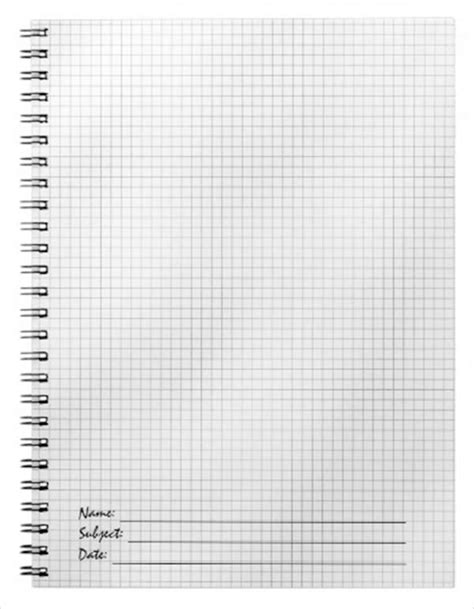 printable grid paper samples sample templates