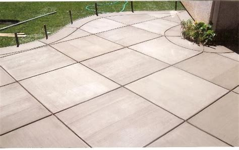 driveway pattern roller brushed concrete colors driveways patios pool decks