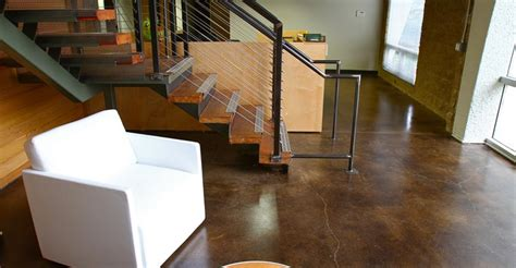 California Flooring San Diego by Concrete Office Flooring The Concrete Network