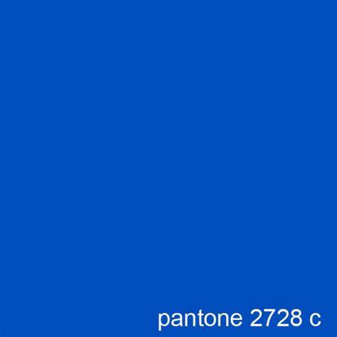 cobalt blue color pantone 2728 c cobalt blue home decor color ideas 팔레트