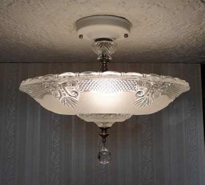 glass ceiling bedroom vintage 30 s art deco glass ceiling light fixture