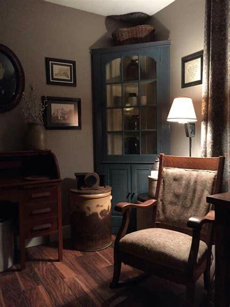primitive living room furniture 17 best images about primitive living rooms on pinterest