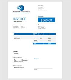 how to make a invoice template how to make an invoice in word from a professional template