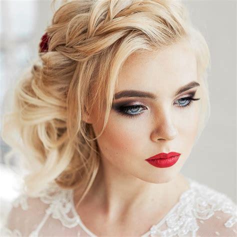 wedding makeup hair blue 27 wedding makeup looks to suit all tastes ǀ makeupjournal