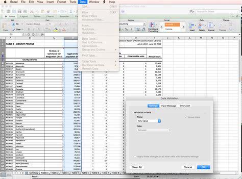 Spreadsheet Validation by Excel Spreadsheet Validation For Fda 21 Cfr Part 1