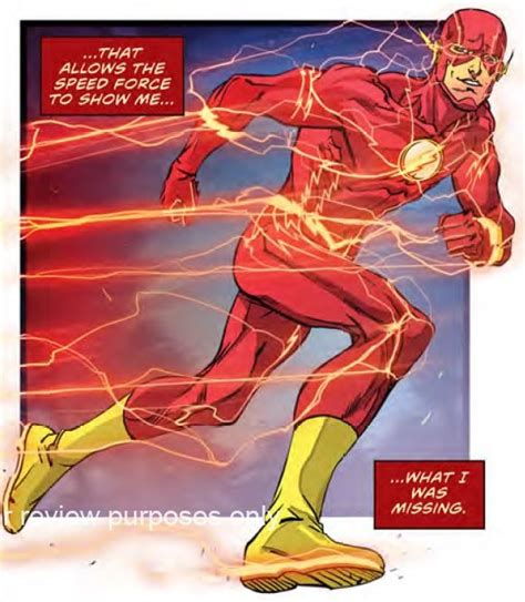 The Flash Rebirth review the flash rebirth 1 dc comics news