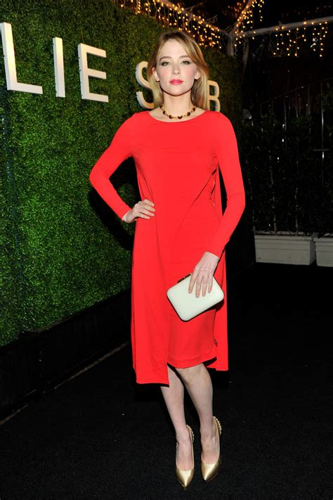 haley bennett accent the ace high red dress look in 2014 how to accent red