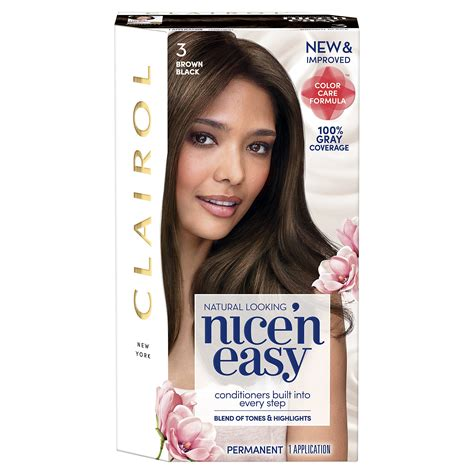 clairol color clairol n easy permanent color 4 120